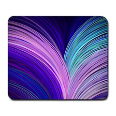 Color Purple Blue Pink Large Mousepads by Mariart