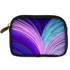 Color Purple Blue Pink Digital Camera Cases by Mariart