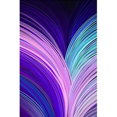 Color Purple Blue Pink 5 5  X 8 5  Notebooks by Mariart