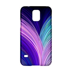 Color Purple Blue Pink Samsung Galaxy S5 Hardshell Case  by Mariart