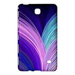 Color Purple Blue Pink Samsung Galaxy Tab 4 (7 ) Hardshell Case  by Mariart