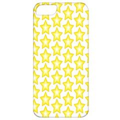 Yellow Orange Star Space Light Apple Iphone 5 Classic Hardshell Case by Mariart