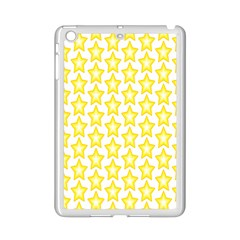 Yellow Orange Star Space Light Ipad Mini 2 Enamel Coated Cases by Mariart