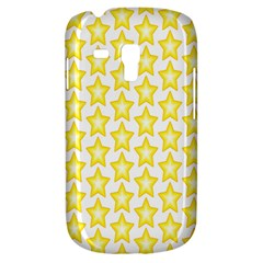 Yellow Orange Star Space Light Galaxy S3 Mini by Mariart