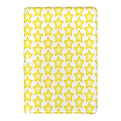 Yellow Orange Star Space Light Samsung Galaxy Tab Pro 10 1 Hardshell Case by Mariart