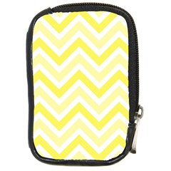 Zig Zags Pattern Compact Camera Cases by Valentinaart
