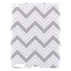Zig Zags Pattern Apple Ipad 3/4 Hardshell Case