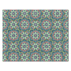 Decorative Ornamental Geometric Pattern Rectangular Jigsaw Puzzl