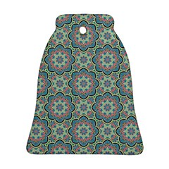Decorative Ornamental Geometric Pattern Ornament (bell)