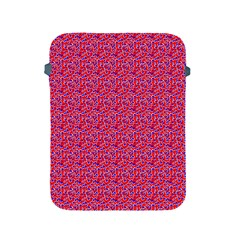 Red White And Blue Leopard Print  Apple Ipad 2/3/4 Protective Soft Cases by PhotoNOLA