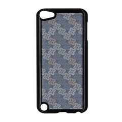 Decorative Ornamental Geometric Pattern Apple Ipod Touch 5 Case (black) by TastefulDesigns