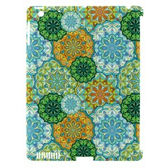 Forest Spirits  Green Mandalas  Apple Ipad 3/4 Hardshell Case (compatible With Smart Cover) by bunart
