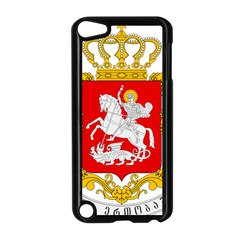 Greater Coat Of Arms Of Georgia  Apple Ipod Touch 5 Case (black) by abbeyz71