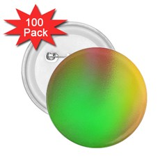 November Blurry Brilliant Colors 2 25  Buttons (100 Pack)