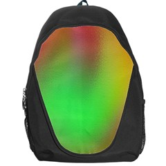 November Blurry Brilliant Colors Backpack Bag by Simbadda