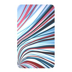 Wavy Stripes Background Memory Card Reader