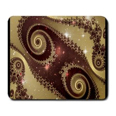 Space Fractal Abstraction Digital Computer Graphic Large Mousepads by Simbadda