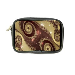 Space Fractal Abstraction Digital Computer Graphic Coin Purse by Simbadda