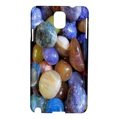 Rock Tumbler Used To Polish A Collection Of Small Colorful Pebbles Samsung Galaxy Note 3 N9005 Hardshell Case