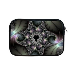 Magic Swirl Apple Ipad Mini Zipper Cases by Simbadda