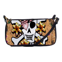 Banner Header Tapete Shoulder Clutch Bags by Simbadda