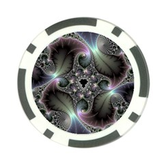 Precious Spiral Wallpaper Poker Chip Card Guard (10 Pack) by Simbadda