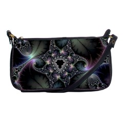 Precious Spiral Wallpaper Shoulder Clutch Bags