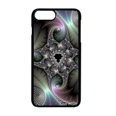 Precious Spiral Wallpaper Apple Iphone 7 Plus Seamless Case (black) by Simbadda