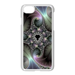 Precious Spiral Wallpaper Apple Iphone 7 Seamless Case (white)