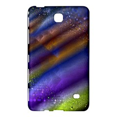 Fractal Color Stripes Samsung Galaxy Tab 4 (7 ) Hardshell Case