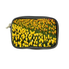 Colorful Tulips In Keukenhof Gardens Wallpaper Coin Purse by Simbadda