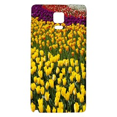 Colorful Tulips In Keukenhof Gardens Wallpaper Galaxy Note 4 Back Case