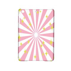 Hurak Pink Star Yellow Hole Sunlight Light Ipad Mini 2 Hardshell Cases by Mariart