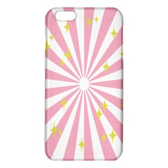 Hurak Pink Star Yellow Hole Sunlight Light Iphone 6 Plus/6s Plus Tpu Case by Mariart
