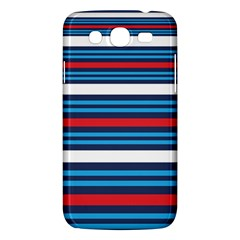 Martini Style Racing Tape Blue Red White Samsung Galaxy Mega 5 8 I9152 Hardshell Case  by Mariart
