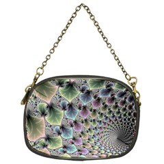 Beautiful Image Fractal Vortex Chain Purses (one Side)  by Simbadda