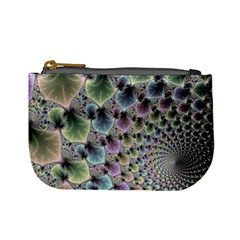 Beautiful Image Fractal Vortex Mini Coin Purses by Simbadda