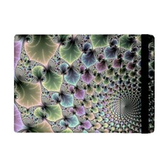 Beautiful Image Fractal Vortex Apple Ipad Mini Flip Case by Simbadda