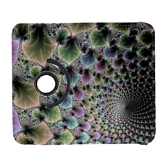 Beautiful Image Fractal Vortex Galaxy S3 (flip/folio) by Simbadda