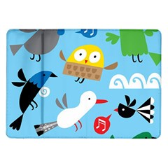New Zealand Birds Close Fly Animals Samsung Galaxy Tab 10 1  P7500 Flip Case by Mariart