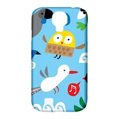 New Zealand Birds Close Fly Animals Samsung Galaxy S4 Classic Hardshell Case (pc+silicone) by Mariart