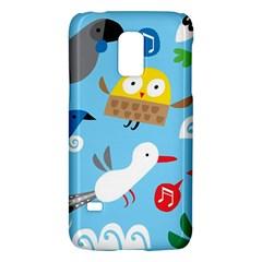 New Zealand Birds Close Fly Animals Galaxy S5 Mini by Mariart