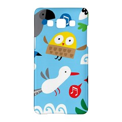 New Zealand Birds Close Fly Animals Samsung Galaxy A5 Hardshell Case  by Mariart