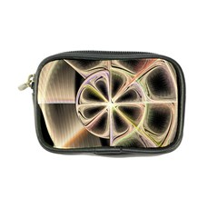 Background With Fractal Crazy Wheel Coin Purse by Simbadda