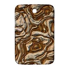 Fractal Background Mud Flow Samsung Galaxy Note 8 0 N5100 Hardshell Case  by Simbadda