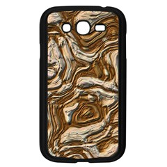 Fractal Background Mud Flow Samsung Galaxy Grand Duos I9082 Case (black) by Simbadda
