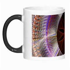 Background Image With Hidden Fractal Flower Morph Mugs by Simbadda