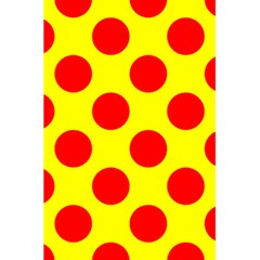 Polka Dot Red Yellow 5 5  X 8 5  Notebooks by Mariart