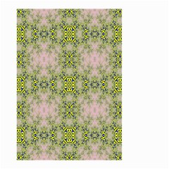 Digital Computer Graphic Seamless Wallpaper Small Garden Flag (two Sides) by Simbadda