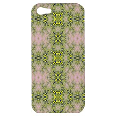 Digital Computer Graphic Seamless Wallpaper Apple Iphone 5 Hardshell Case